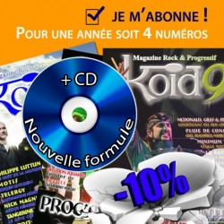 Abonnement + CD